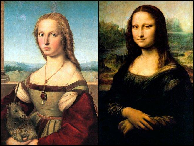 красота женщин эпохи Возрождения