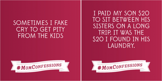 LG Asked for 'Mom Confessions,' and Moms Delivered