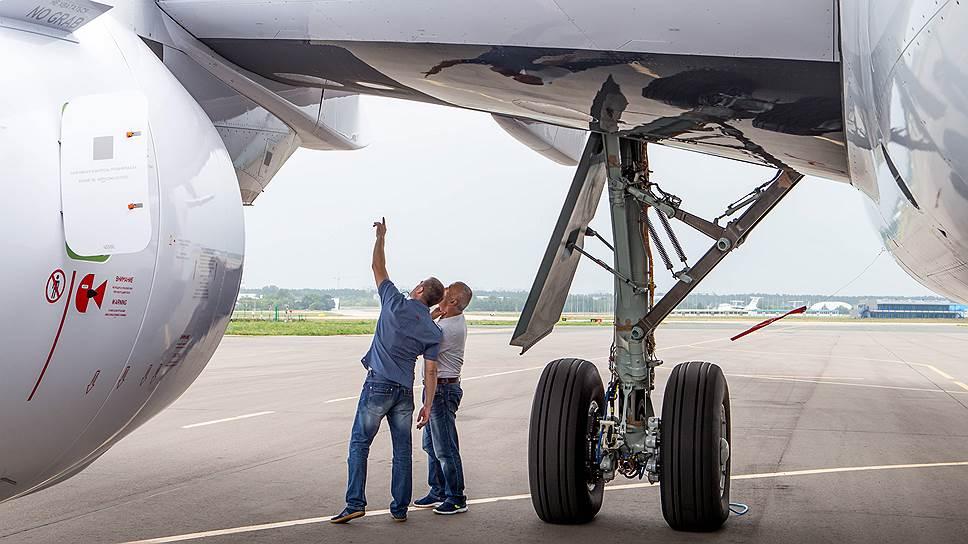 Самолет МС-21 может остаться без импортных композитов