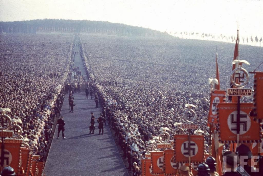 Коллекция редких исторических фотографий: Вторая мировая война