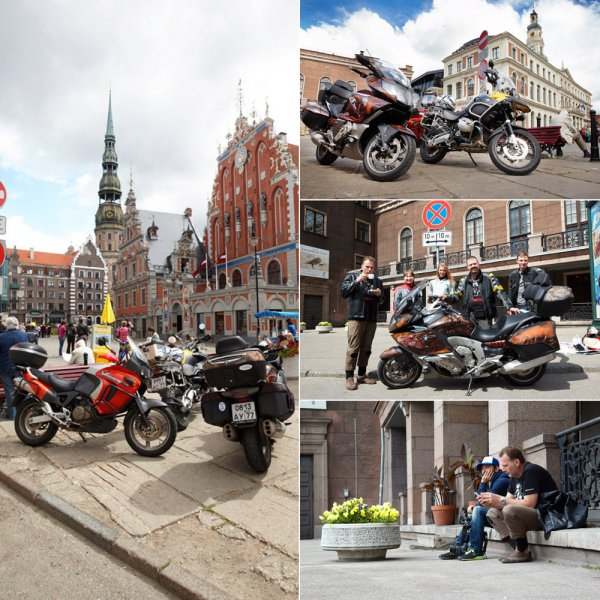 В Ригу за байками — путешествие с «BMW Motorrad Россия» - Фото 6