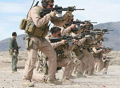 В стране создают частную армию