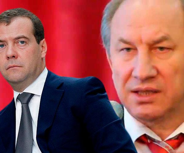 Депутат Рашкин: Медведев хоч…