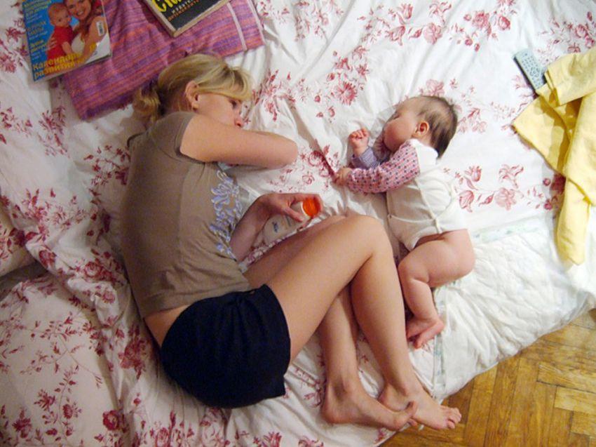 Порно молоденьких спящих мам 29741 фотография