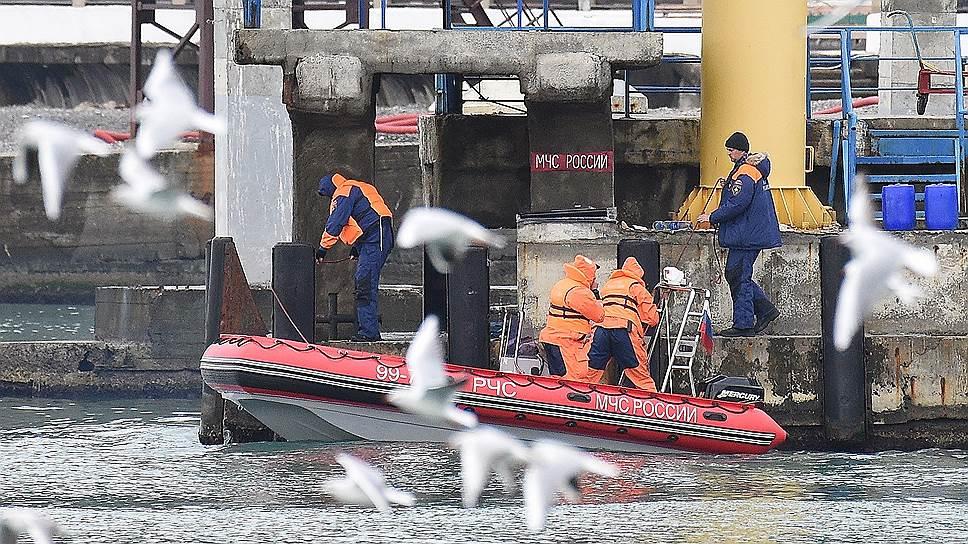 Расследование трагедии ТУ-154 в Сочи: Военный самолет разбился под контролем