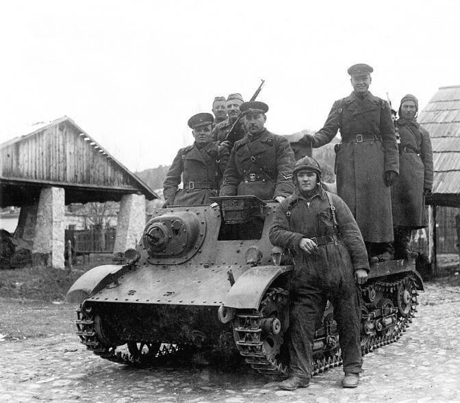 Рассказы об оружии. Артиллерийский тягач Т-20 «Комсомолец»