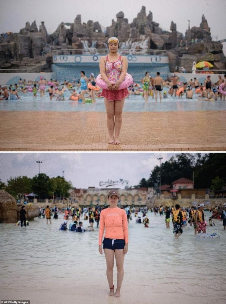 Фотограф показал сходства и …