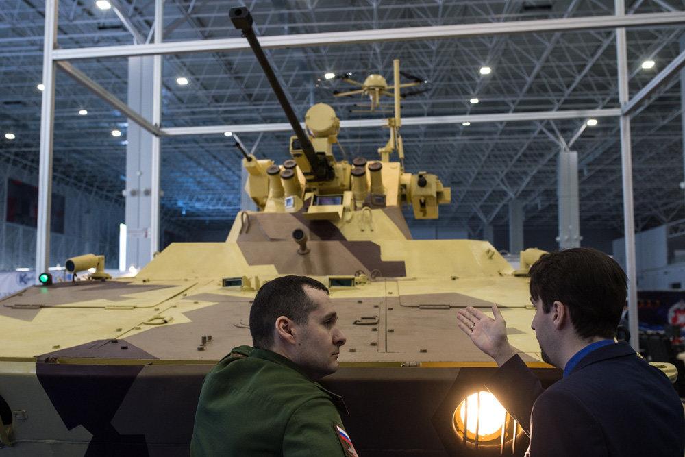 Каких боевых роботов получат российские военные в ближайшие годы