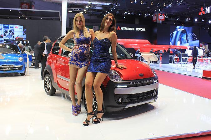 В Париже открылся международный автосалон