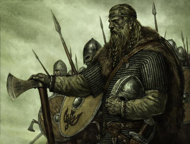 """Берсерки: """"викинги-оборотни"""" и """"псы войны""""?"""