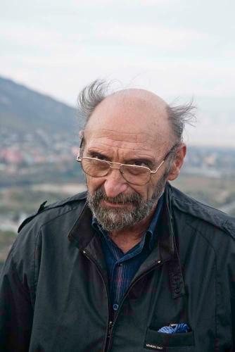 Ясон Бадридзе несколько лет прожил в стае волков в Боржомском ущелье ( Грузия)