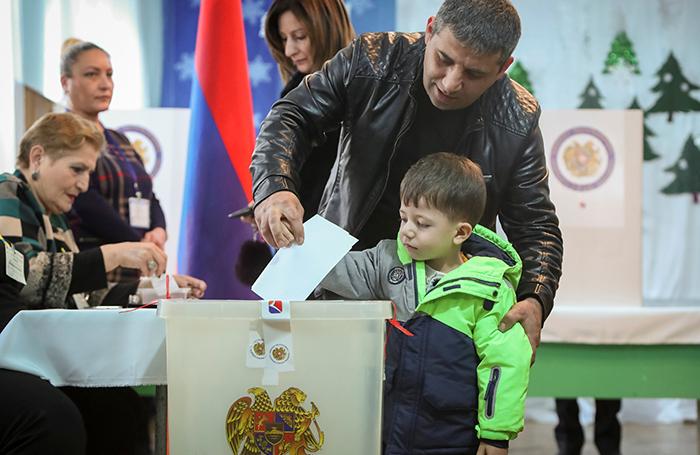 В Армении впервые в истории …