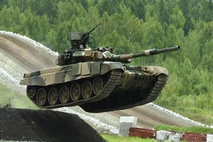 Армения получит танк Т-90 по итогам соревнований в Алабино