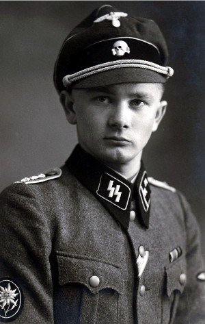 """Воспоминание ветерана  дивизии СС """"Норд""""."""