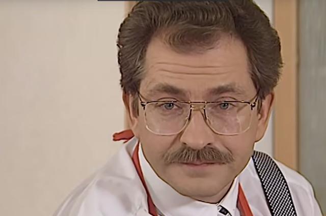 """Владислав Листьев в программе """"Смак"""""""