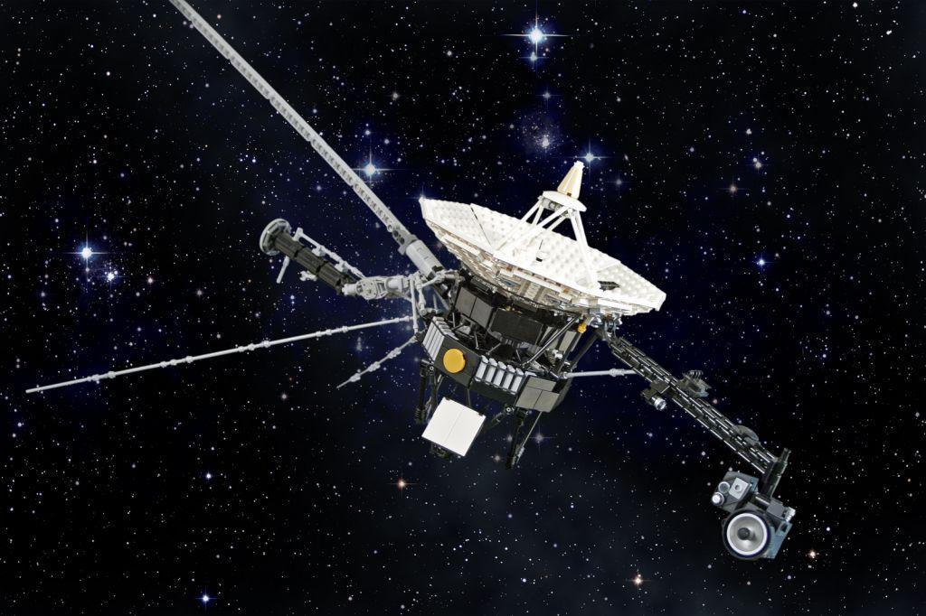 """Миссия """"Вояджер"""": главный секрет Солнечной системы не раскрыт"""
