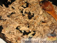 Фото приготовления рецепта: Украинская лазанья - шаг №5