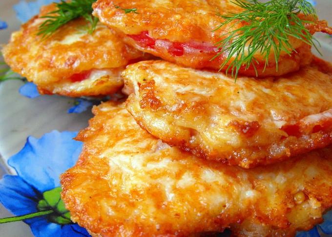 Жареные помидоры рецепт с фото