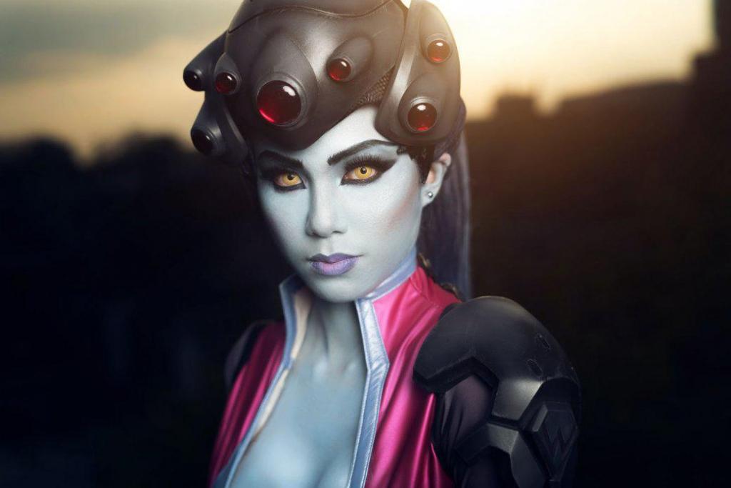 Новинки лета: еще больше годного косплея по игре Overwatch!