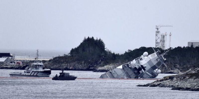 СМИ предрекли повторение керченского инцидента в Арктике