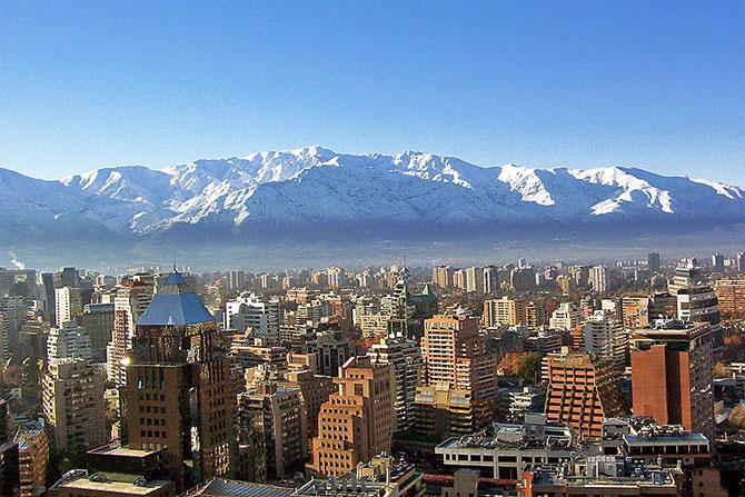 50 фактов о Чили