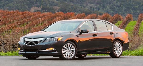 Acura планирует сделать полноприводными все автомобили марки