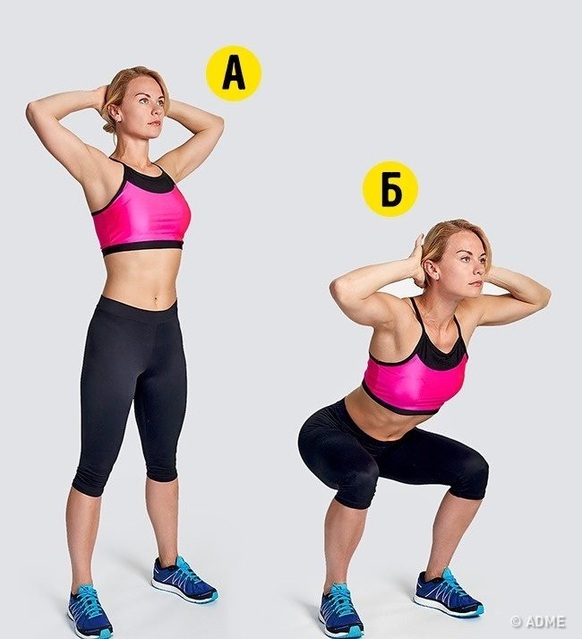 Эти упражнения заменят час фитнеса в спортзале