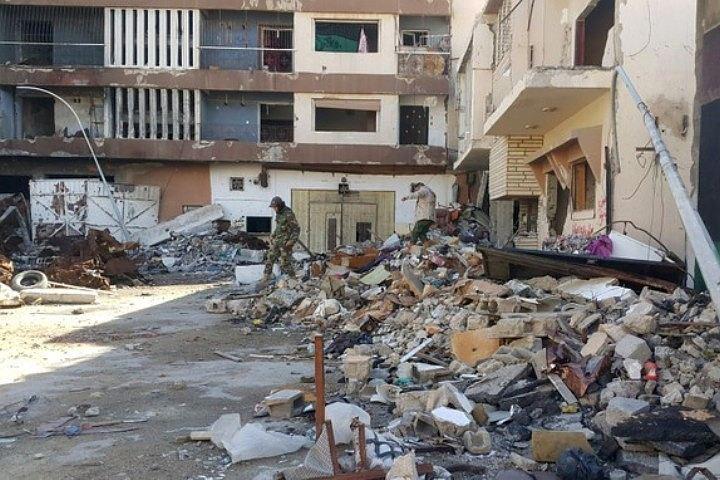 Жертвами двух взрывов в ливийском Бенгази стали 27 человек, более 30 ранены
