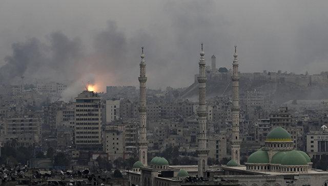 Новости Сирии. Сегодня 22 января 2017