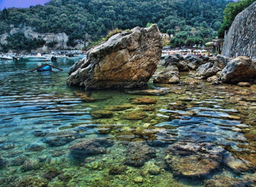Лучшие в мире места для купания с