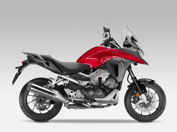 Honda обновила VFR800X Crossrunner - Фото 2