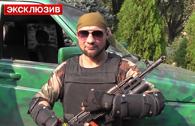 Ополченцы не гарантируют безопасность Макаревичу в Донбассе