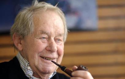 Писатель Зигфрид Ленц умер в Германии