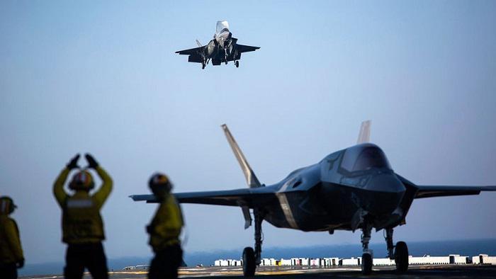 Истребители США открыли огонь по российским Су-25 в Сирии, СМИ
