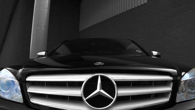 Daimler: не надо заливать!