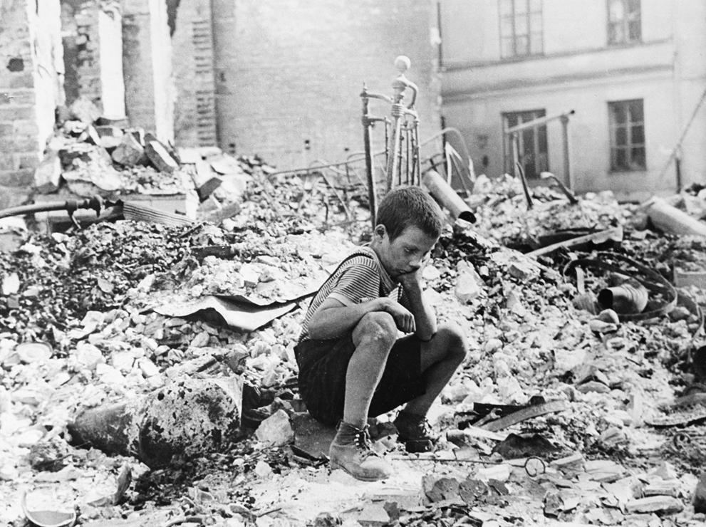 Польские дети в СССР во время Второй Мировой Войны