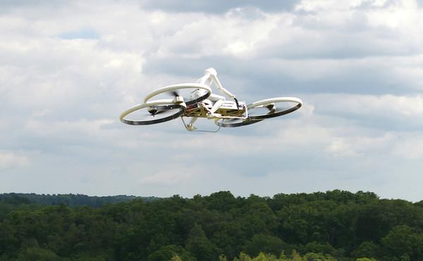 Летающий мотоцикл — реальность близко!  - Фото 1
