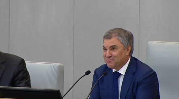 Вопрос Володину: Зачем работникам, которые уверены, что можно прожить на 3500 руб. зарплаты в 400 тысяч?
