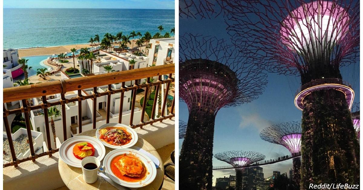 28 шикарных фото со всего мира, после которых вы срочно захотите в отпуск