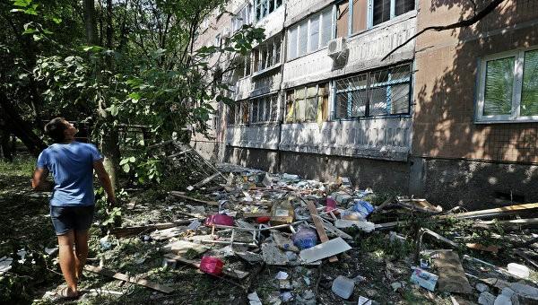 Энергетики восстановили электричество в 10 тыс частных домов в Донецке