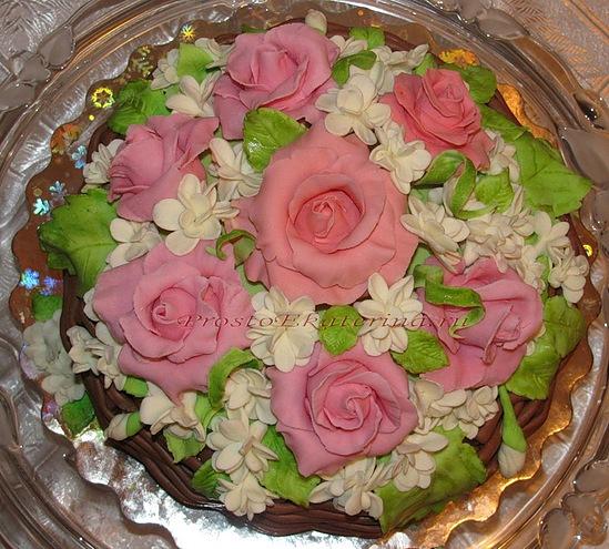 Блюда на торты фото