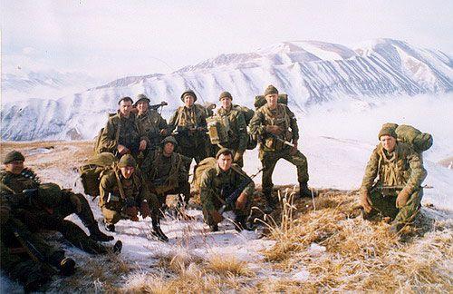 Бой в Аргунском ущелье. 90 десантников против 2000 боевиков