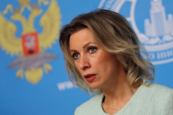 Захарова прокомментировала сообщения об аресте россиян в Гамбурге