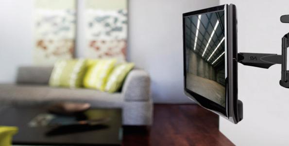 Как закрепить телевизор на стену из гипсокартона