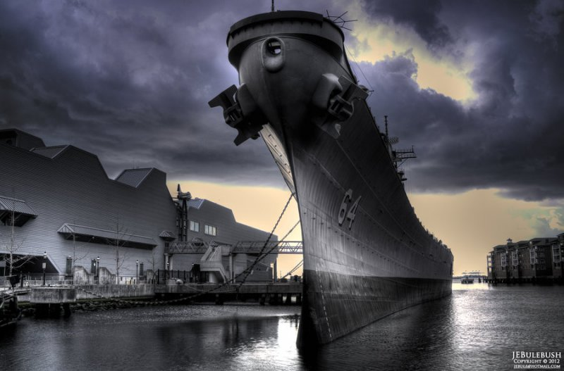 10 кораблей, которые потрясли мир. Часть первая