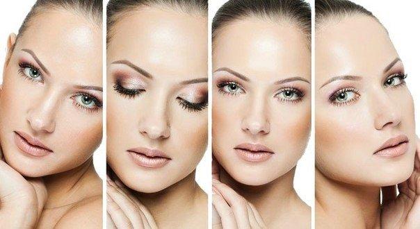 Макияж глаз: простые техники