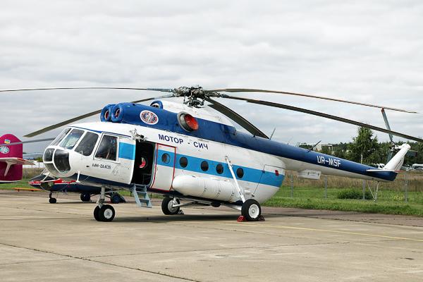 Вертолет МИ-8 МСБ. Фото: Виталий Кузьмин