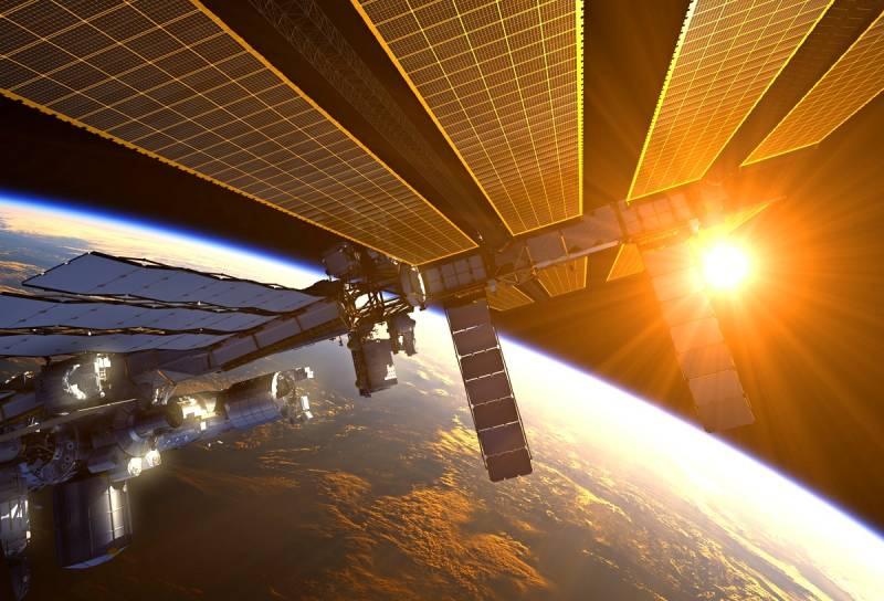 Китай намерен построить космическую электростанцию