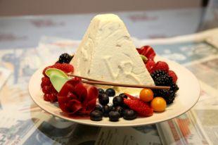 Пасха с глазурью и в виде желе. 4 оригинальных праздничных десерта