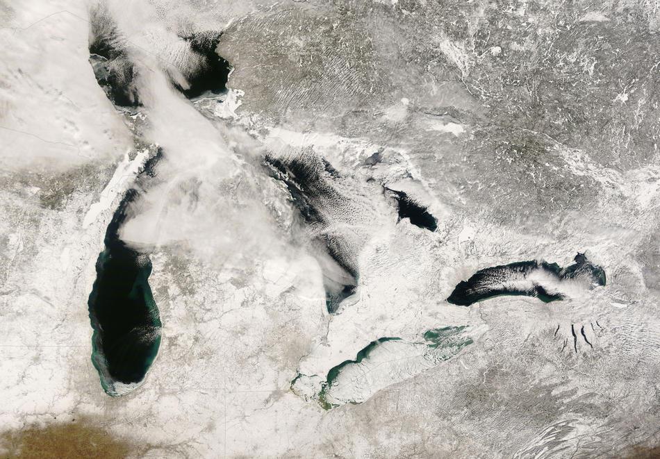 aerials0036 Вид сверху: Лучшие фото НАСА